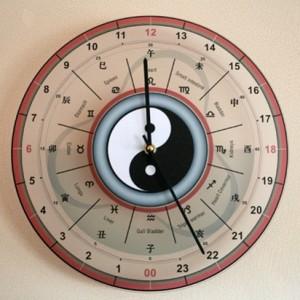 chinese clock